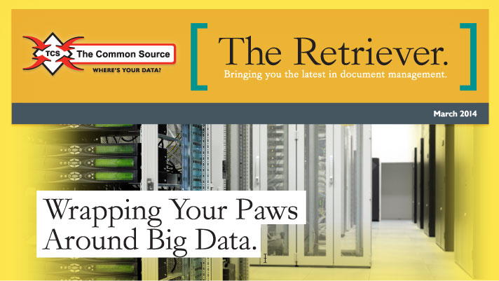 Wrapping Your Paws Around Big Data.